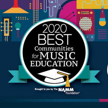 Spring ISD Earns Seventh-Consecutive 'Best Communities for Music Education' Recognition