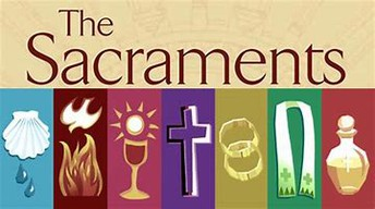 2020 Sacramental Programme - A message from Father Cyprian