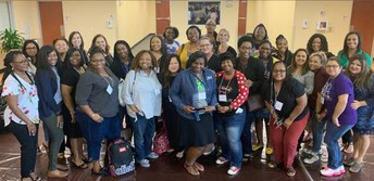 Alief ISD received the Silver Level Award from the Center for School Behavioral Health at Mental Health America of Greater Houston.