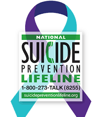 national suicide prevention lifeline 18002738255