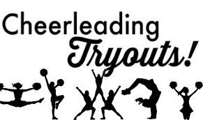 21/22 CHEERLEADER CLINIC AND TRYOUTS DATE CHANGE