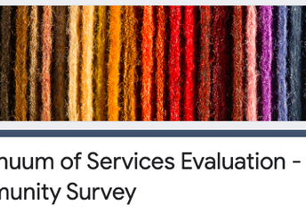 Continuum of Services Evaluation - Community Survey