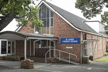 St Mary's Parish, Papakura - Contact