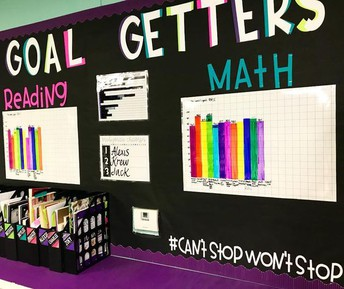 Goal Tracking Bulletin Board