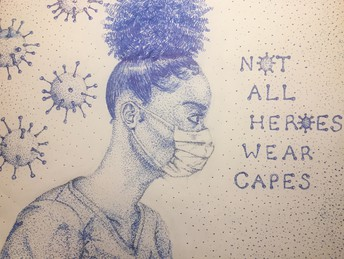 Art inspired by the pandemic