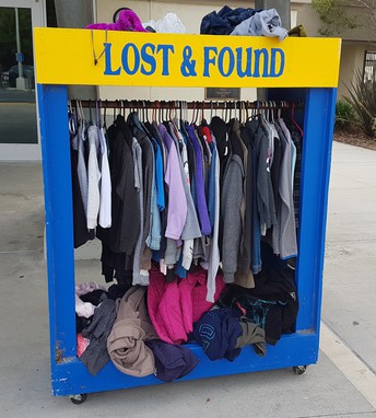 LOST & FOUND Final Call!