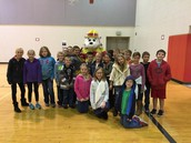 Fire Prevention Program with Sparky!