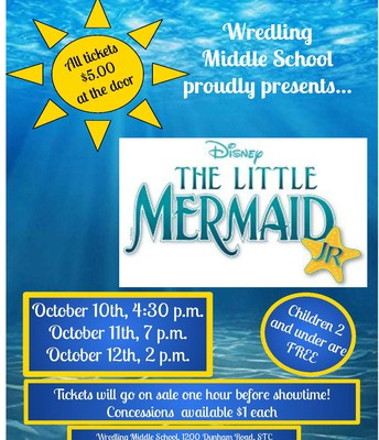 Wredling Middle School Presents
