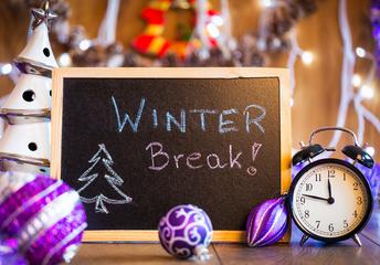 No School-Winter Break