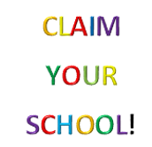 Have you Claimed Your School!