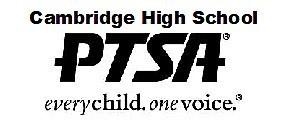Congratulations Cambridge PTSA