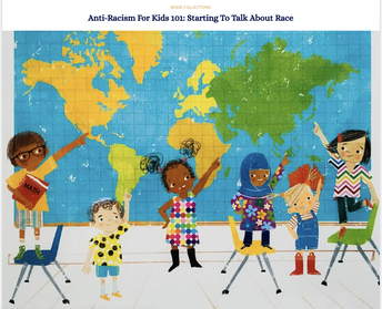 Anti-Racism For Kids 101: Starting To Talk About Race