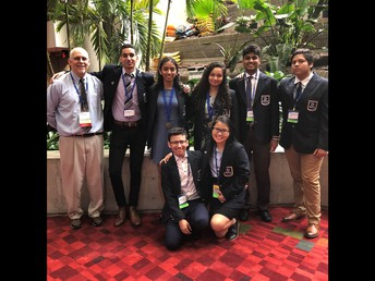 MPHS at DECA Internationals