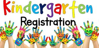 Kindergarten Registratation
