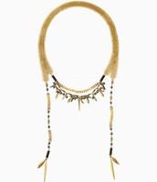 Laurel Lariat Necklace