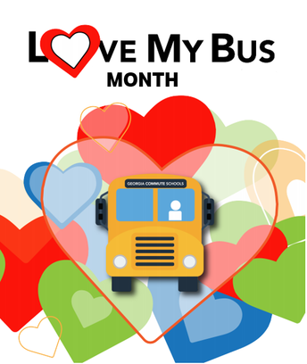 Love My Bus! - February 12