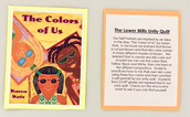 """Have you read the story """"The Colors of Us"""" by Karen Katz?"""