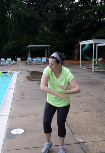 Next Water Dance Fitness Classes