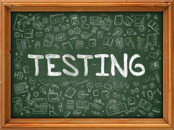 State Testing Starting Soon