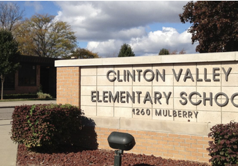 Clinton Valley Elementary Contact Info and Social Media Pages