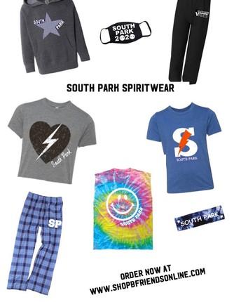 Spiritwear - Order by September 14