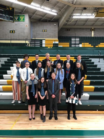 Congratulations to Mustang Speech and Debate. Competing against AA and A schools these ambassadors of mind and spirit took 1st place in combined ABC Sweeps. GO MUSTANGS