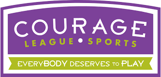Courage League Sports logo