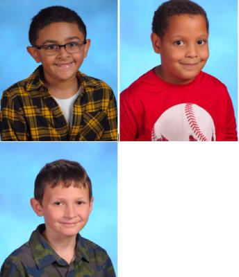 103 Winners: Jayziah, Carlos and Wyatt