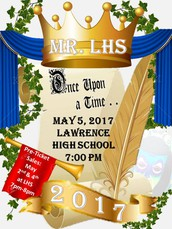 Mr. LHS:  Save-the-Date!