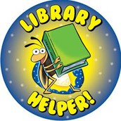 May 1st-5th is the Last Week for Library Helpers
