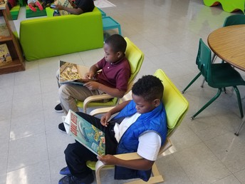 District Focus on Reading