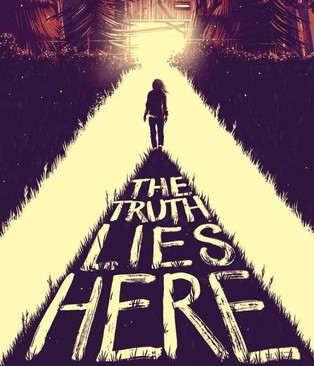 The Truth Lies Here by Lindsey Klingele