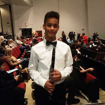 oss 7th grader earns spot in orange county public schools all-county honor band