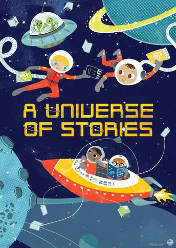 Summer Reading Kick-Off: A Universe of Stories!