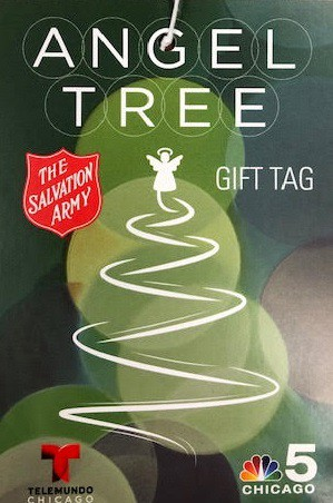 Angel Tree - Please Respond by 11/20