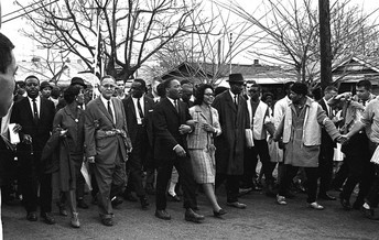 Selma March --Voting Rights Act of 1965