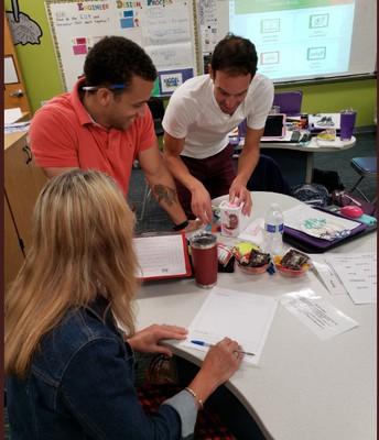 STEM Teachers Learning