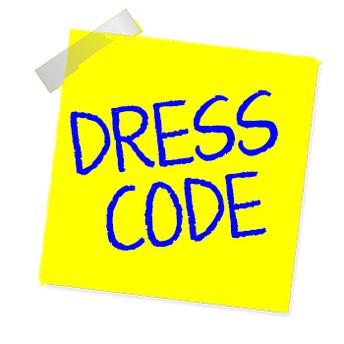 SECONDARY DRESS CODE FROM STUDENT HANDBOOK: