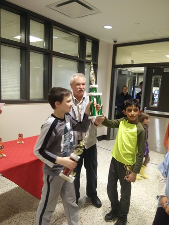 Oak Grove Chess Club News
