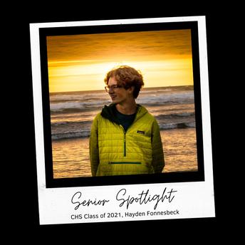 Hayden Fonnesbeck - Senior Spotlight