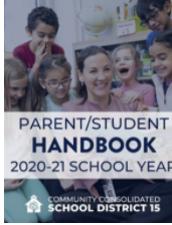 Parent/Student Handbook Revised