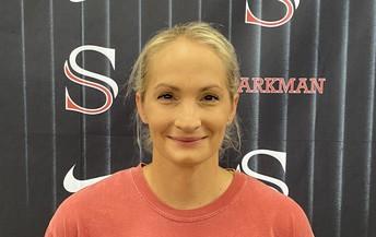 Coach Rebecca Jennings