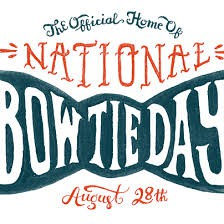 National Bow Tie Day is Tuesday!
