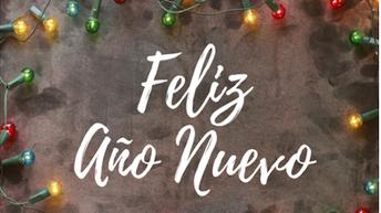 Feliz Ano Nuevo!