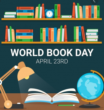 We're Getting Ready to Celebrate World Book Day - by Mr Michael Norris