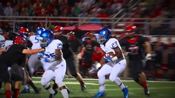 Trojan football stays perfect with 49-13 win Friday over Decatur