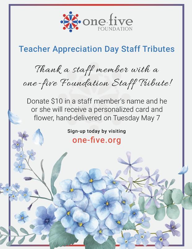 Staff Tributes