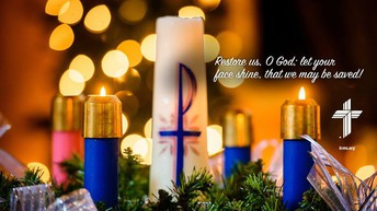 The Advent Wreath (4th week in Advent)