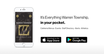 New Warren App and Website