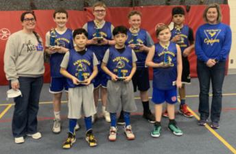 Boys' Basketball Team